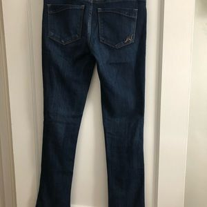 Express Jeans - Express mid-rise skyscraper jeans - size 6